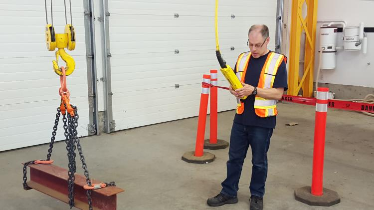 Overhead Crane Operator Course : Mussell crane mfg