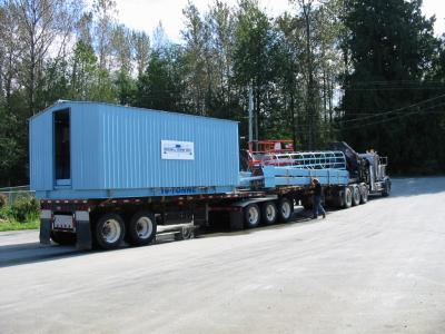 Trailer Reload Freight
